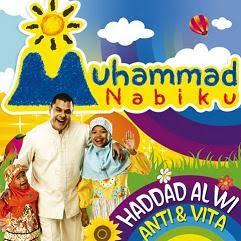Download lagu haddad alwi feat anti & vita - Muhammad nabiku | serangtekno.com