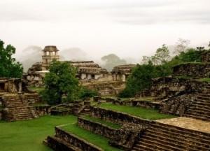 Palenque, Meksiko