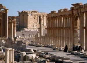 Palmyra, Siria